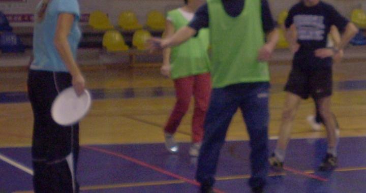 Školení DVPP Frisbee